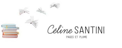 Céline Santini - Auteur